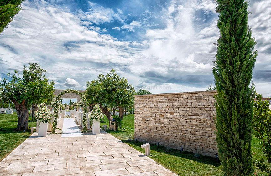 Casale Cisternino - Sala Ricevimenti Manfredonia (Foggia)