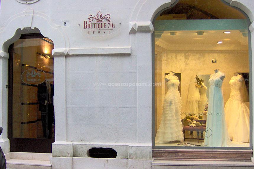 Abiti Da Sposa Boutique 70 Foggia.Boutique 70 Atelier Abiti Da Sposa Foggia