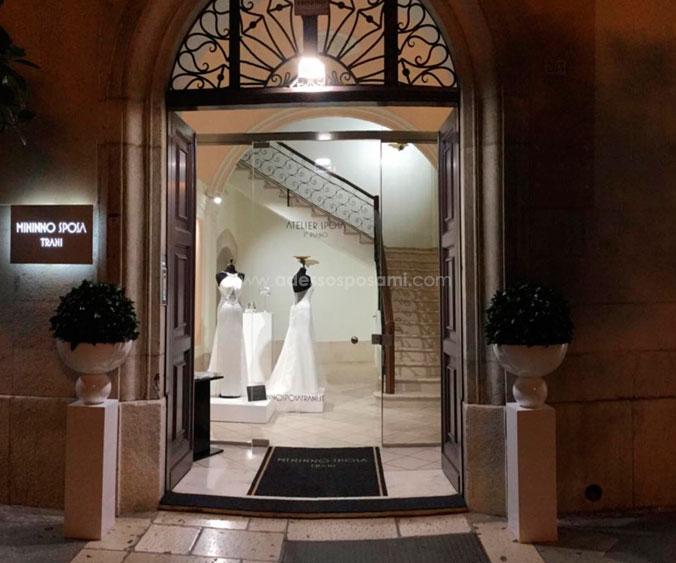 Scarpe Sposa Trani.Atelier Mininno Sposa Trani Atelier Abiti Da Sposa Barletta
