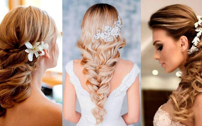 Extension capelli sposa