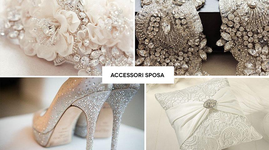 Idee e consigli per il tuo matrimonio accessori sposa for Idee e accessori